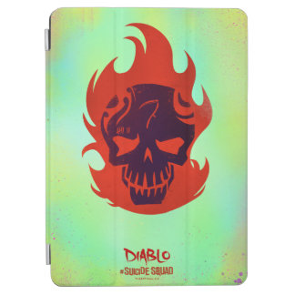Suicide Squad | Diablo Head Icon iPad Air Cover