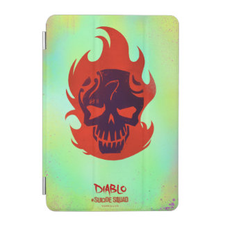 Suicide Squad | Diablo Head Icon iPad Mini Cover