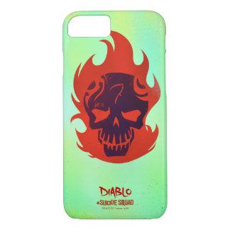 Suicide Squad | Diablo Head Icon iPhone 8/7 Case