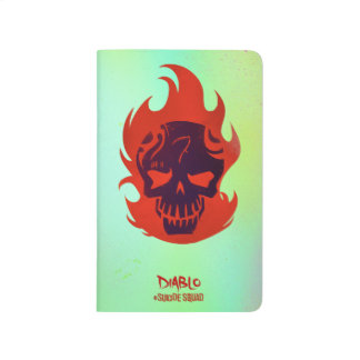 Suicide Squad | Diablo Head Icon Journal