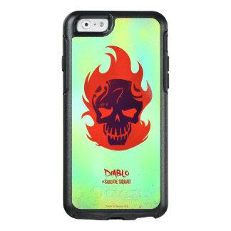 Suicide Squad | Diablo Head Icon OtterBox iPhone 6/6s Case