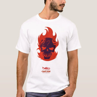 Suicide Squad | Diablo Head Icon T-Shirt