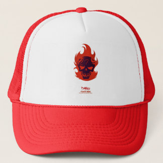 Suicide Squad | Diablo Head Icon Trucker Hat