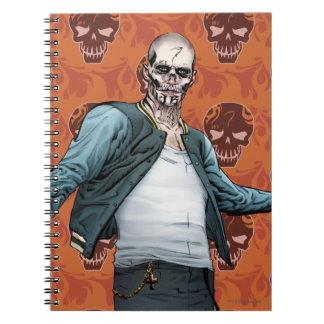 Suicide Squad | El Diablo Comic Book Art