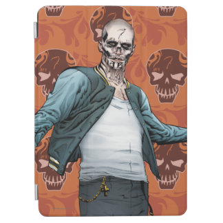 Suicide Squad | El Diablo Comic Book Art iPad Air Cover