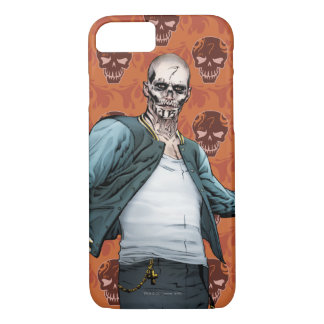 Suicide Squad | El Diablo Comic Book Art iPhone 8/7 Case
