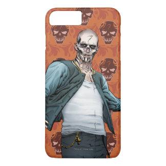 Suicide Squad | El Diablo Comic Book Art iPhone 8 Plus/7 Plus Case