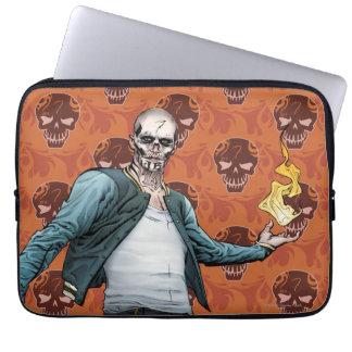 Suicide Squad | El Diablo Comic Book Art Laptop Sleeve