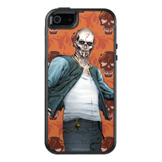 Suicide Squad | El Diablo Comic Book Art OtterBox iPhone 5/5s/SE Case