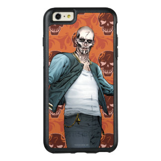 Suicide Squad | El Diablo Comic Book Art OtterBox iPhone 6/6s Plus Case