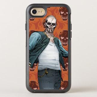 Suicide Squad | El Diablo Comic Book Art OtterBox Symmetry iPhone 8/7 Case