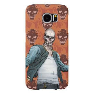 Suicide Squad | El Diablo Comic Book Art Samsung Galaxy S6 Cases