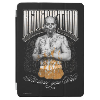 "Suicide Squad | El Diablo ""Redemption"" Tattoo iPad Air Cover"