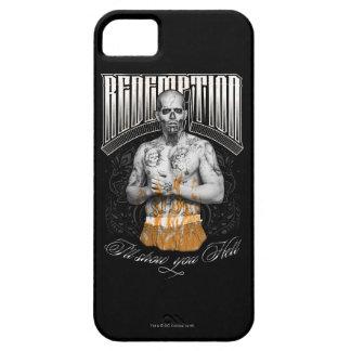 "Suicide Squad | El Diablo ""Redemption"" Tattoo iPhone 5 Case"