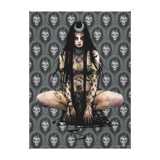 Suicide Squad   Enchantress Canvas Print