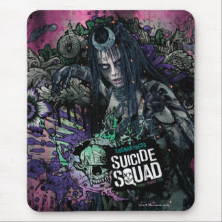 Suicide Squad | Enchantress Character Graffiti Mouse Pad