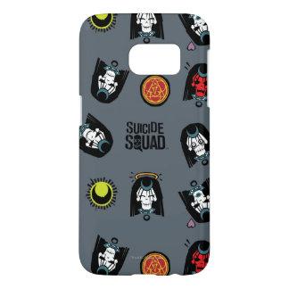 Suicide Squad | Enchantress Emoji Pattern