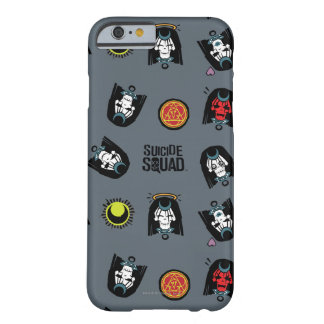 Suicide Squad | Enchantress Emoji Pattern Barely There iPhone 6 Case