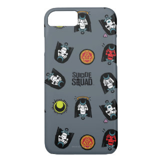 Suicide Squad | Enchantress Emoji Pattern iPhone 8/7 Case