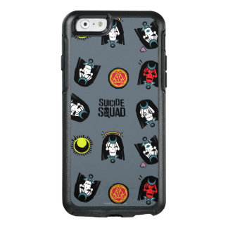 Suicide Squad | Enchantress Emoji Pattern OtterBox iPhone 6/6s Case