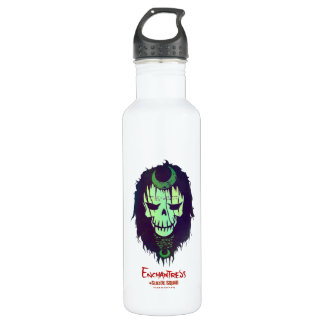 Suicide Squad | Enchantress Head Icon 710 Ml Water Bottle