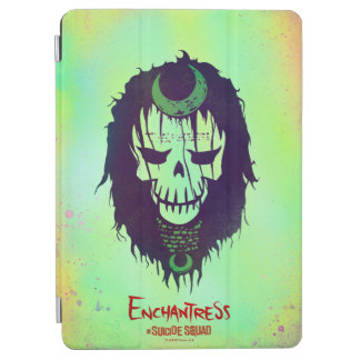 Suicide Squad | Enchantress Head Icon iPad Air Cover