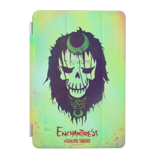 Suicide Squad | Enchantress Head Icon iPad Mini Cover