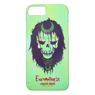 Suicide Squad | Enchantress Head Icon iPhone 8/7 Case