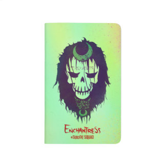 Suicide Squad | Enchantress Head Icon Journal
