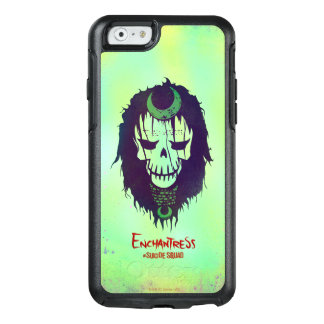 Suicide Squad | Enchantress Head Icon OtterBox iPhone 6/6s Case