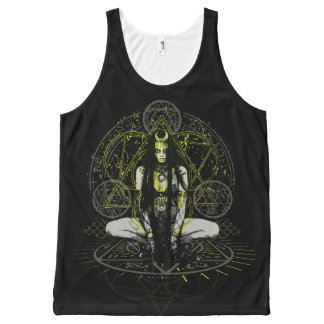 Suicide Squad | Enchantress Magic Circles All-Over Print Tank Top