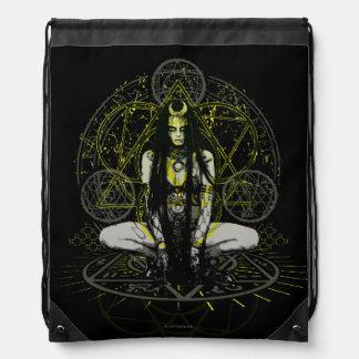 Suicide Squad | Enchantress Magic Circles Drawstring Backpacks
