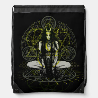 Suicide Squad | Enchantress Magic Circles Drawstring Bag