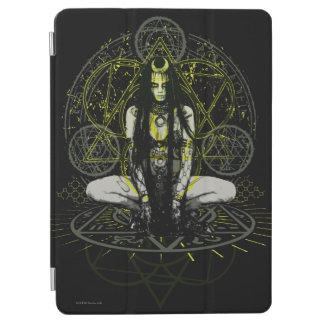 Suicide Squad | Enchantress Magic Circles iPad Air Cover