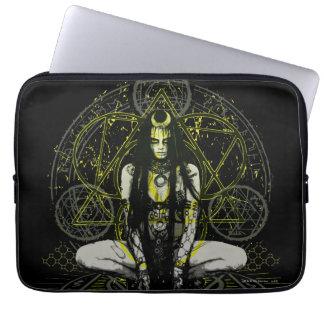 Suicide Squad | Enchantress Magic Circles Laptop Sleeve