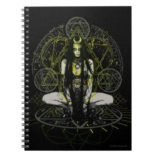 Suicide Squad | Enchantress Magic Circles Notebook
