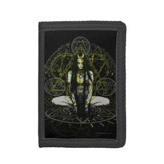 Suicide Squad | Enchantress Magic Circles Trifold Wallets