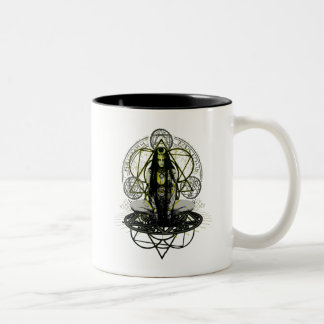 Suicide Squad | Enchantress Magic Circles Two-Tone Coffee Mug