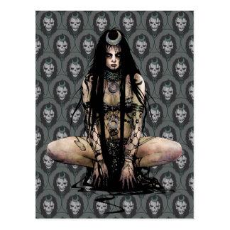 Suicide Squad | Enchantress Postcard