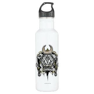 Suicide Squad | Enchantress Symbols Tattoo Art 710 Ml Water Bottle