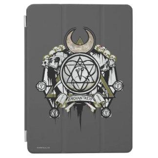 Suicide Squad | Enchantress Symbols Tattoo Art iPad Air Cover