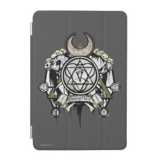 Suicide Squad | Enchantress Symbols Tattoo Art iPad Mini Cover