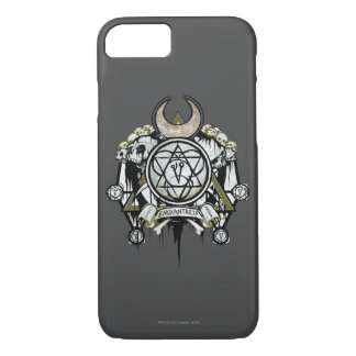 Suicide Squad | Enchantress Symbols Tattoo Art iPhone 8/7 Case