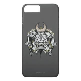 Suicide Squad | Enchantress Symbols Tattoo Art iPhone 8 Plus/7 Plus Case