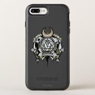 Suicide Squad | Enchantress Symbols Tattoo Art OtterBox Symmetry iPhone 8 Plus/7 Plus Case