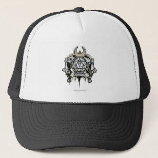 Suicide Squad | Enchantress Symbols Tattoo Art Trucker Hat
