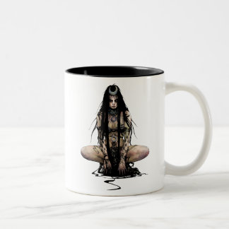 Suicide Squad | Enchantress Two-Tone Coffee Mug