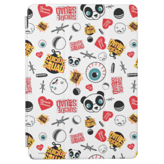 Suicide Squad | Friends Forever Pattern iPad Air Cover