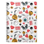 Suicide Squad | Friends Forever Pattern Spiral Note Book