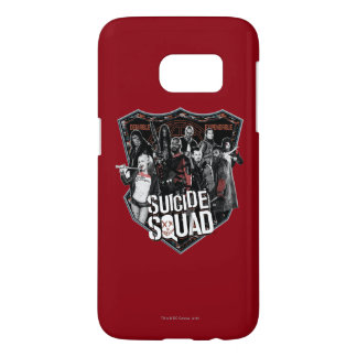 Suicide Squad | Group Badge Photo